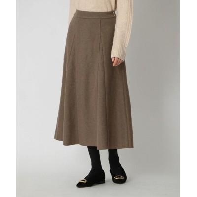 LOVELESS / 圧縮 フレアスカート WOMEN スカート > スカート