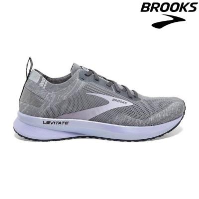 ◆◆ <ブルックス> BROOKS LEVITATE 4 BRW3352 (GRY)