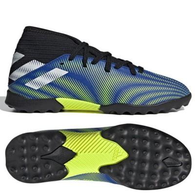 47%OFF! アディダス ジュニア ネメシス .3 TF J ブルー サッカー フットサル ターフシューズ トレシュー (adidas2021Q1) FY0821