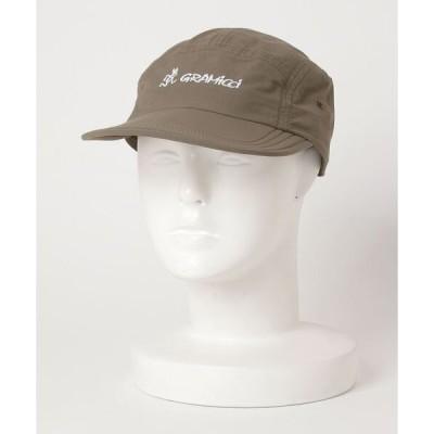 帽子 キャップ 【GRAMICCI / グラミチ】SHELL JET CAP