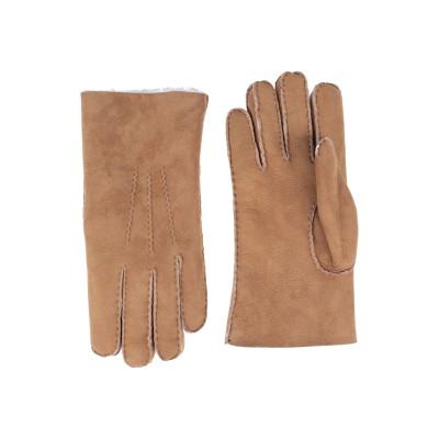 ベルスタッフ BELSTAFF 手袋 ブラウン S 羊革(ラムスキン) 100% 手袋