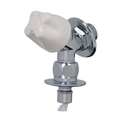 カクダイ 洗濯機用水栓 ストッパー付 送り座付 721-517-13