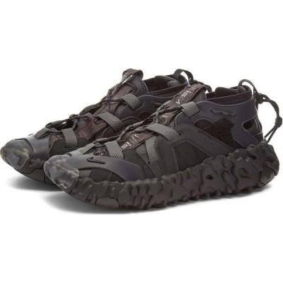 ナイキ Nike メンズ サンダル シューズ・靴 ispa overreact sandal Black/Thunder Grey