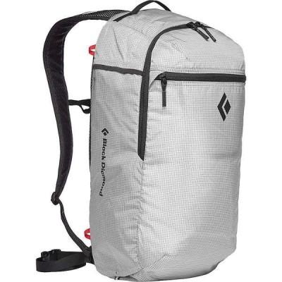 ブラックダイヤモンド メンズ バックパック・リュックサック バッグ Black Diamond Trail Zip 18 Backpack