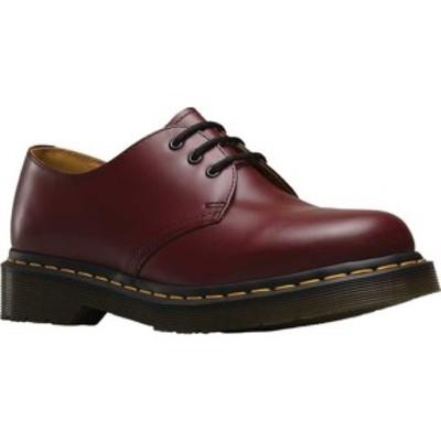 ドクターマーチン レディース スニーカー シューズ 1461 3-Eye Shoe Cherry Red Smooth
