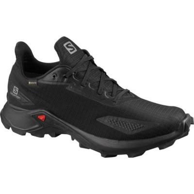サロモン Salomon メンズ ランニング・ウォーキング スニーカー シューズ・靴 Alphacross Blast GORE-TEX Trail Running Sneaker Black/Black/Black