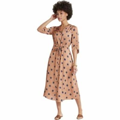 ニックゾー NIC+ZOE レディース ワンピース シャツワンピース ワンピース・ドレス Bengal Shirtdress Copper Multi