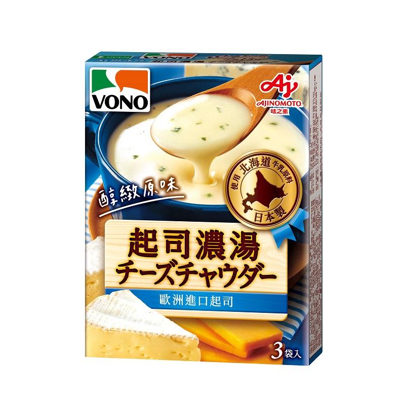 VONO醇緻原味-起司濃湯54g
