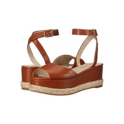 Kenneth Cole New York ケネスコールニューヨーク レディース 女性用 シューズ 靴 ヒール Lorelei - Cognac