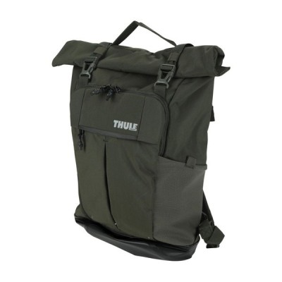 スーリー THULE メンズ バックパック・リュック バッグ paramount backpack 24l rolltop Military green