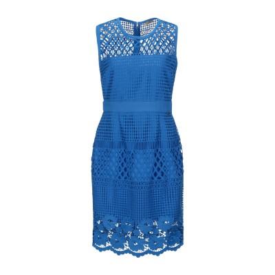 リュー ジョー LIU •JO ミニワンピース&ドレス ブルー 38 ポリエステル 100% ミニワンピース&ドレス