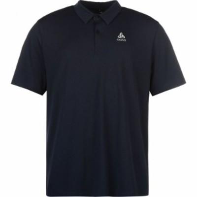 オドロ Odlo メンズ ポロシャツ トップス Cardada Polo Shirt Peacoat