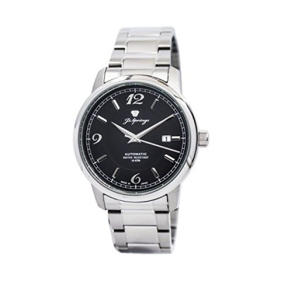 J.Springs NPEA002 Cal.Y675 Mechanical self-Winding Wrist Watch Men送料無料