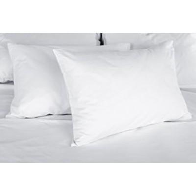 Continental寝具ホワイトGooseフェザーとダウン枕2のセット キング ホワイト CB1090-KNew
