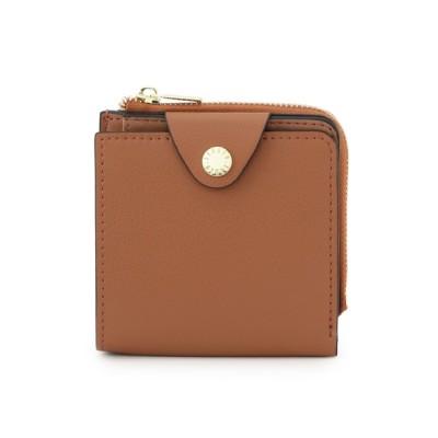 ROPE' PICNIC / 【Legato Largo(レガートラルゴ)】軽量合皮二つ折り財布 WOMEN 財布/小物 > 財布