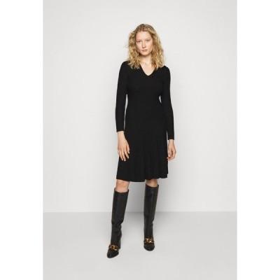 シュテフェン スクラウト ワンピース レディース トップス FAVORITE DRESS SPECIAL - Jumper dress - black