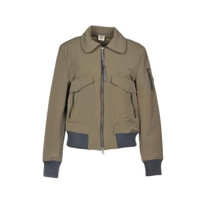 COLMAR ダウン  レディースファッション  ジャケット  ブルゾン、ジャンバー ミリタリーグリーン