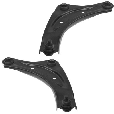 Lower Control Arm & Ball Joint Front Driver Passenger Pair for Nissan