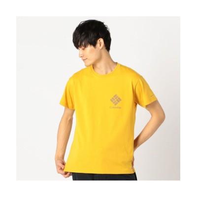 【コロンビア】 アーバンハイクショートスリーブTシャツ メンズ イエロー XL Columbia