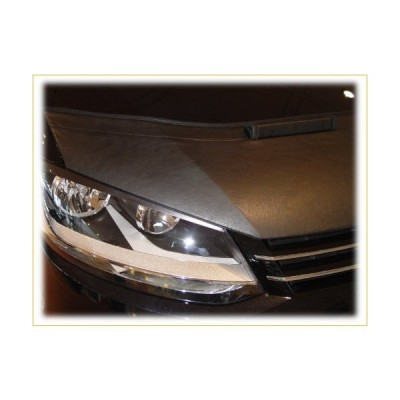 HOOD BRA Front End Nose Mask for Seat Alhambra since 2010 Bonnet Bra STONEGUARD PROTECTOR TUNING 並行輸入品