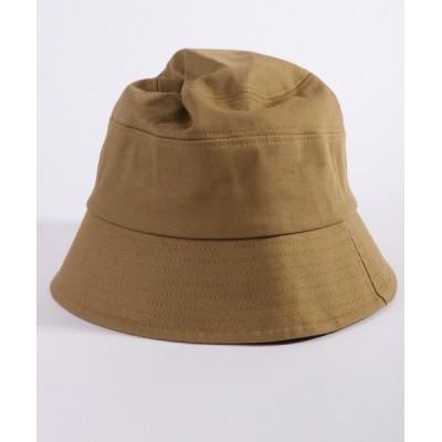 FUNALIVE / 【je crois soi】シンプル 無地切替 ハット WOMEN 帽子 > ハット