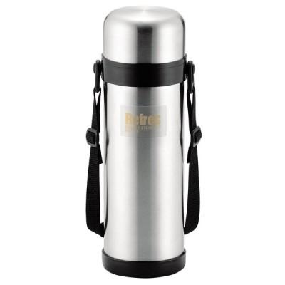広口水筒 ダブルステンレスボトル リフレス 800ml HB-2424 パール金属