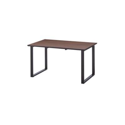 【日本製】抗ウィルス加工※を施したメラミン天板のダイニングテーブル
