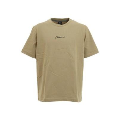 コンバース(CONVERSE) クルーネックTシャツ CA201376-3200 (メンズ)