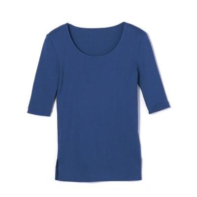 tシャツ Tシャツ ESTNATION / ラウンドネックリブカットソー