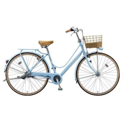 【防犯登録サービス中】送料無料 ブリヂストン 自転車 カジュナ スイート DXベルト CAS73B E.Xカ-ムブル-