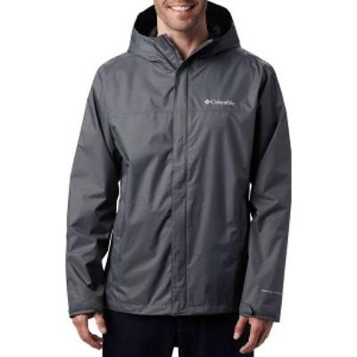 コロンビア メンズ ジャケット・ブルゾン アウター Columbia Men's Watertight II Rain Jacket (Regular and Big & Tall) Graphite