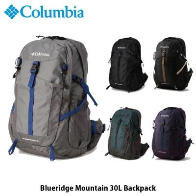 Columbia コロンビア ブルーリッジマウンテン30L バックパック かばん リュックサック  アウトドア キャンプ レインカバー付き PU8381 COLPU8381
