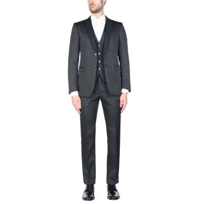 PAL ZILERI CERIMONIA スーツ スチールグレー 50 ポリエステル 69% / ウール 31% スーツ