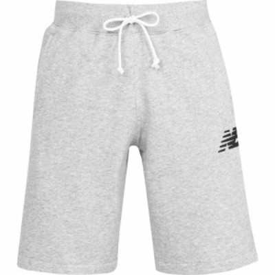ニューバランス New Balance メンズ ショートパンツ ボトムス・パンツ 10 Inch Fleece Shorts Athletic Grey
