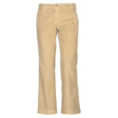 ブラウアー BLAUER パンツ サンド 28 コットン 85% / ポリエステル 15% パンツ