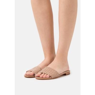メルヴィンアンドハミルトン レディース 靴 シューズ HANNA 26 - Mules - brume/natural