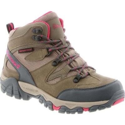 ベアパウ Bearpaw レディース ハイキング・登山 シューズ・靴 Corsica Apparel Hiking Shoes taupe