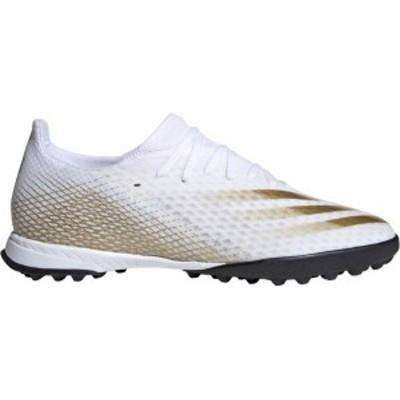 アディダス メンズ サッカーシューズ adidas Men's Goletto VII TF Soccer Cleats スパイク BLACK/WHITE