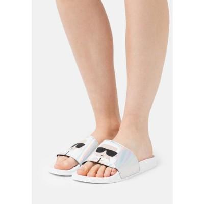 レディース 靴 シューズ KONDO IKONIC SLIDE - Mules - multicolor