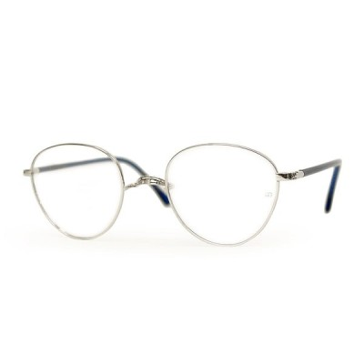 (美品)オリバーゴールドスミス RIPON メガネ ブルー 青 箱付
