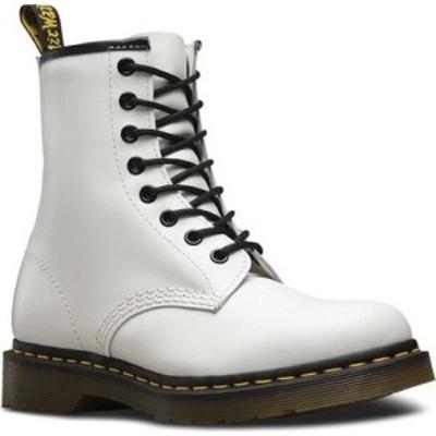 ドクターマーチン Dr. Martens メンズ ブーツ シューズ・靴 1460 8-Eye Boot White Smooth