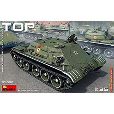 【中古】【輸入品 未使用 】ミニアート 1/35 TOP戦車回収車 プラモデル MA3