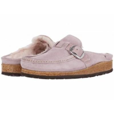 Birkenstock ビルケンシュトック レディース 女性用 シューズ 靴 クロッグ Buckley Shearling Lavender Blush/Lavender【送料無料】