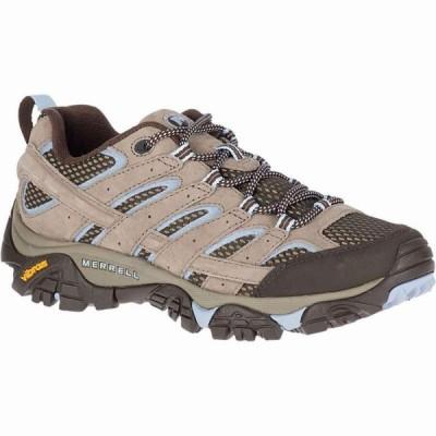 (取寄)メレル レディース モアブ 2 ベント ハイキング シューズ Merrell Women Moab 2 Vent Hiking Shoe Brindle 送料無料