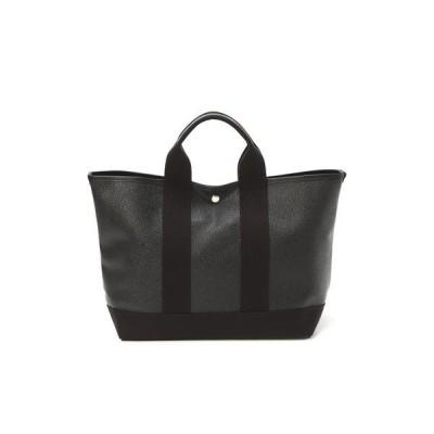 トプカピ ブレス TOPKAPI BREATH スコッチグレインネオレザー A4トートバッグ(ブラック)
