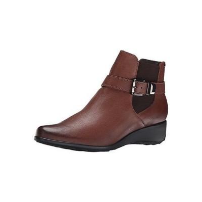 ブーツ メフィスト STEFANIA-7935 Mephisto レディース Stefania  ブーツ 36.5 (US 6.5). Hazelnut Texas