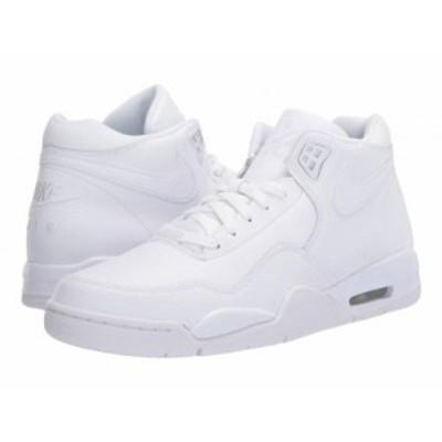 Nike ナイキ メンズ 男性用 シューズ 靴 スニーカー 運動靴 Flight Legacy White/White/White【送料無料】