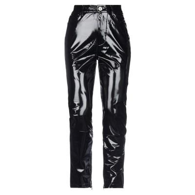 BEN TAVERNITI™ UNRAVEL PROJECT パンツ ブラック M ポリウレタン 50% / ナイロン 40% / ポリウレタン 1