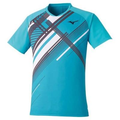 ゲームシャツ(ラケットスポーツ) MIZUNO ミズノ テニス/ソフトテニス ウエア ゲームウエア (62JA0503)