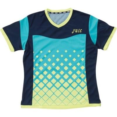 ジュイック タッキュウ サーフα レディース 卓球用ウェア 18 エメラルドグリーン ケームシャツ・パンツ(5569-eg)